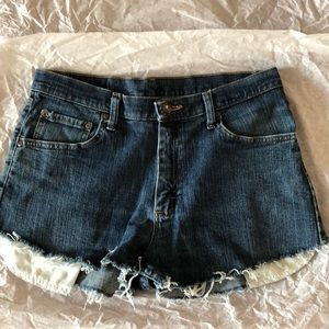 Vintage Wranglers with stretch